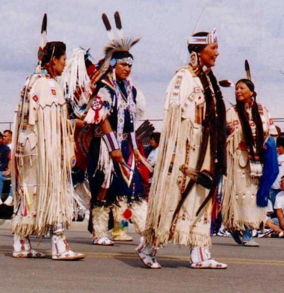 Cherokee Clothing and Adornment