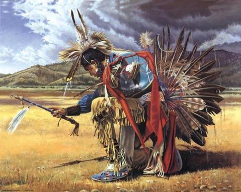 "Lakota Declare War Against ""Shamans"" & ""Plastics"""