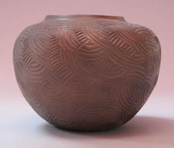 Cherokee Domestic Crafts – Pottery
