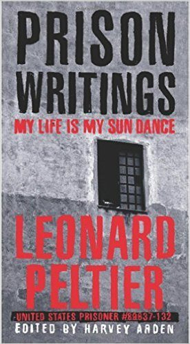 "Prison Writing ""My Life is My Sun Dance"""