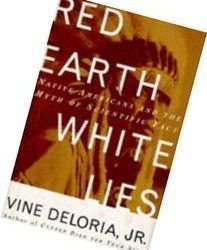 Book Review – Red Earth, White Lies